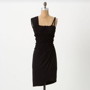 Anthroplogie Divergent Mini Dress